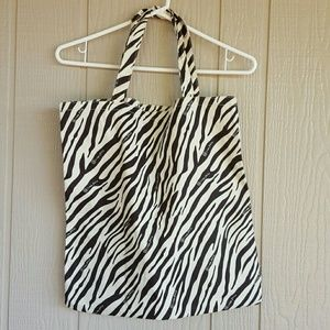Linea Pelle Huge Cotton Tote